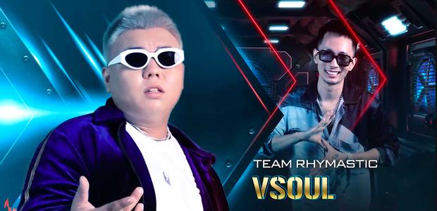 """Rapper team HLV Rhymastic nhận tới 3 cú """"đạp chân ga"""" tại Rap Việt từng xin dừng cuộc chơi ở King Of Rap"""