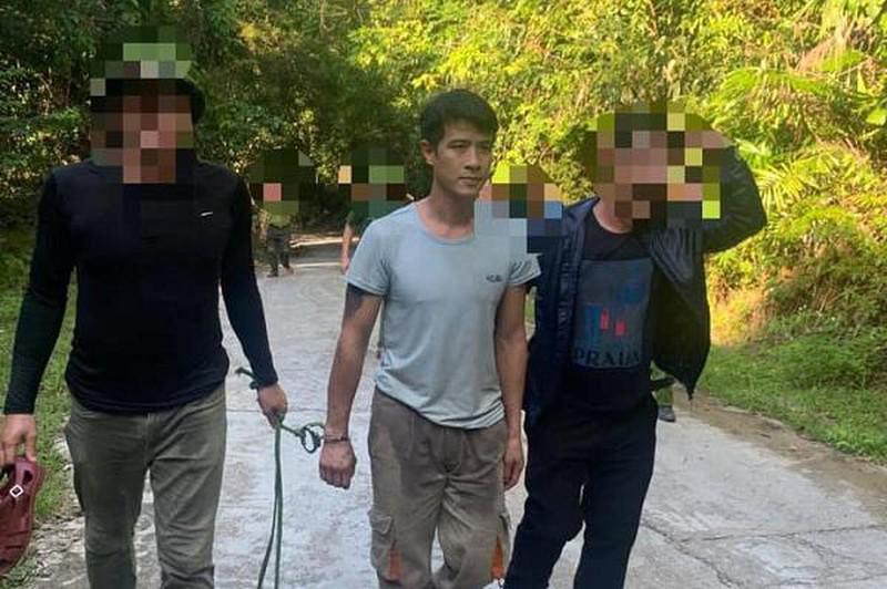 Bắt giữ 9X chém người rồi lẩn trốn vào rừng VQG Phong Nha - Kẻ Bàng: Hé lộ nguyên nhân - ảnh 1