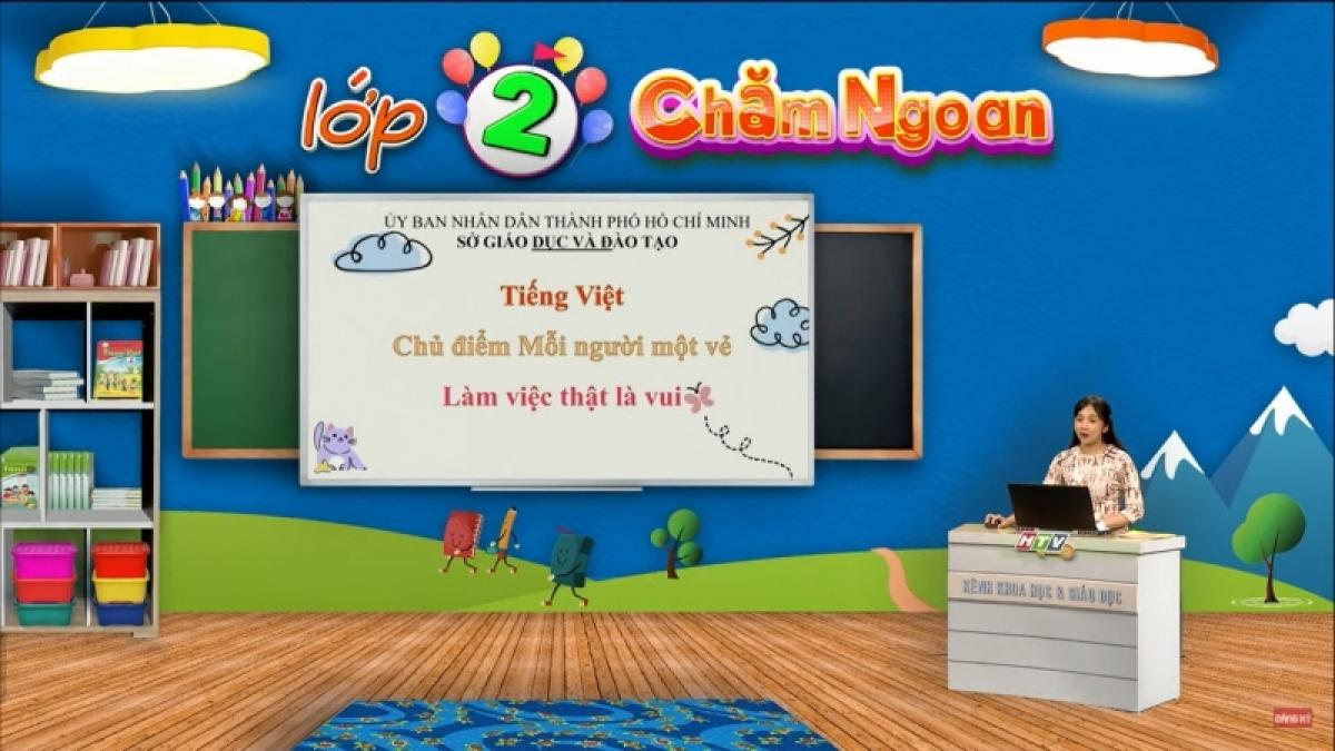 Học sinh lớp 6 và lớp 9 tại TP.HCM có thể học trên truyền hình từ ngày mai 11/10 - ảnh 1
