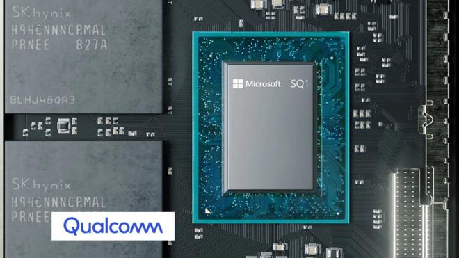 Microsoft cũng đang tự phát triển chip riêng để dùng cho Surface?
