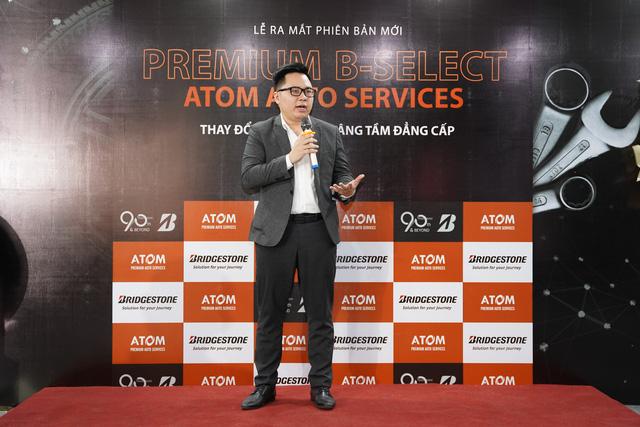 Premium B-Select Atom chính thức khai trương tại Long Biên