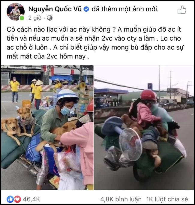 Giữa lúc khắp nơi chia buồn cùng với đôi vợ chồng ở Cà Mau, vợ chồng nữ đại gia Di Băng lại có động thái khiến nhiều người kinh ngạc - ảnh 1