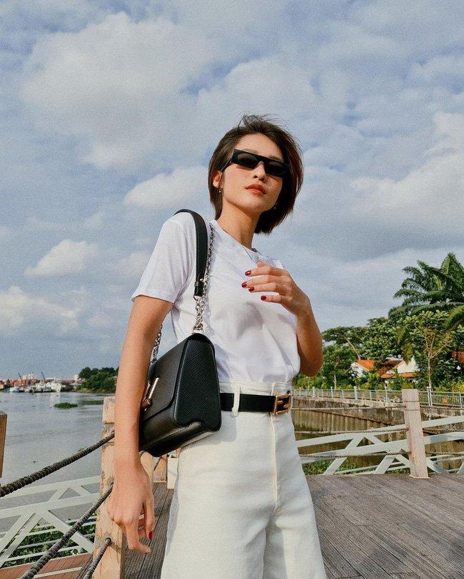 12 cách mix đồ đen – trắng của sao Việt chị em có thể học hỏi để nâng tầm style