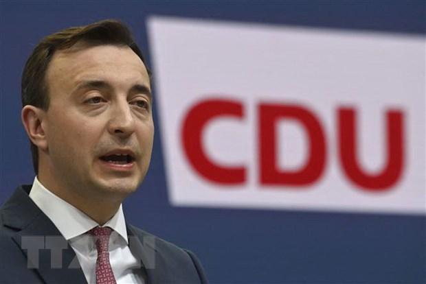 Đức: Đảng Dân chủ Cơ đốc giáo thông báo kế hoạch cải tổ ban lãnh đạo - ảnh 1