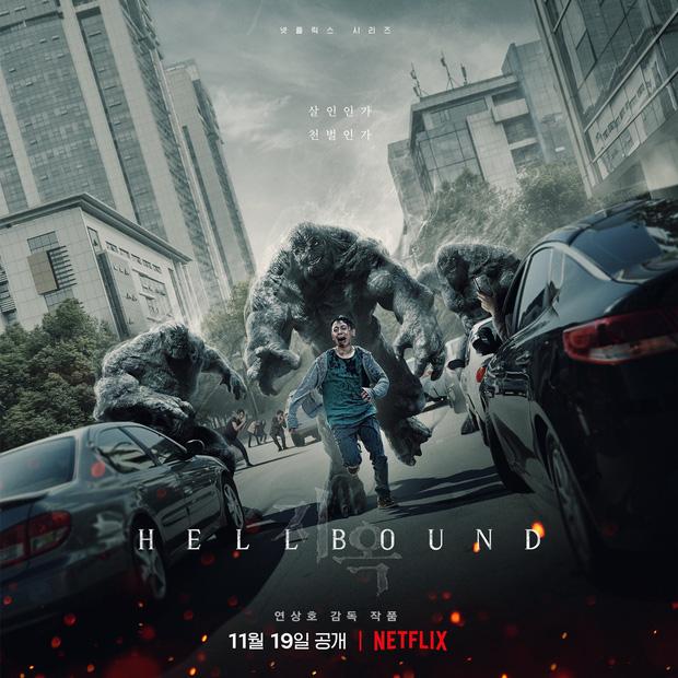 Bom tấn của Yoo Ah In tung trailer cực căng: Khiếp vía với pha ác quỷ càn quét loài người, nhìn ảnh đế mà sợ tới mất ngủ