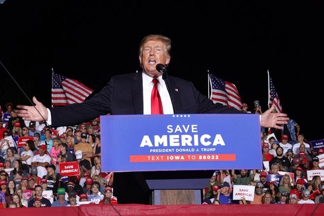 Ông Trump tuyên bố sẽ ''giành lại nước Mỹ'' - ảnh 1