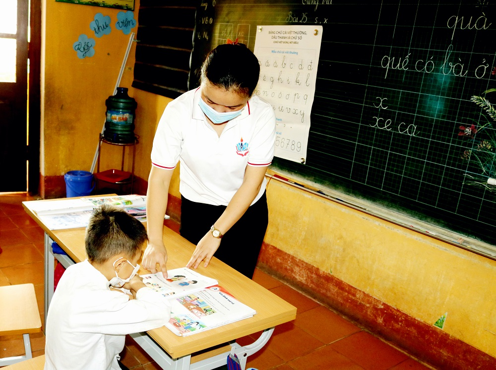 Thái Nguyên: Thầy cô đồng hành, nâng bước học trò khuyết tật