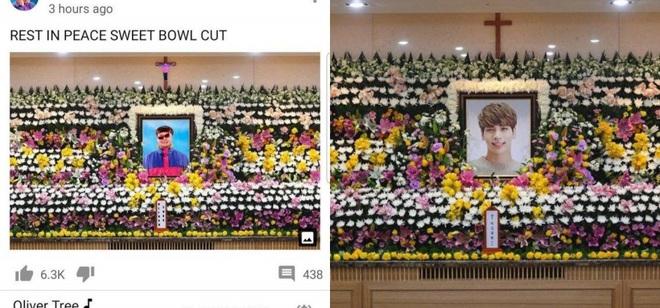 Ca sĩ người Mỹ bị la ó vì dùng ảnh tang lễ của Jonghyun quảng bá tour diễn - ảnh 1