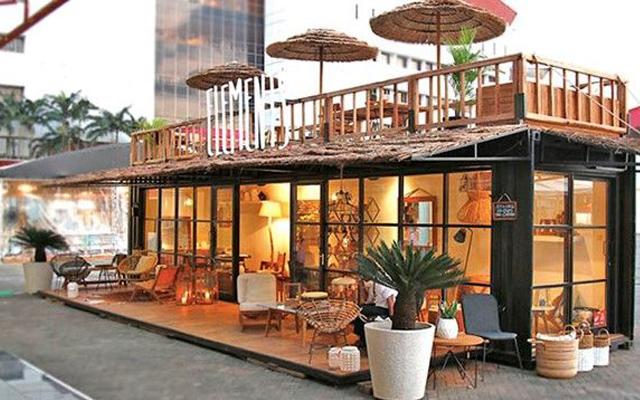 Top 4 quán Cafe Container siêu đẹp trong chuyến du lịch Đà Nẵng