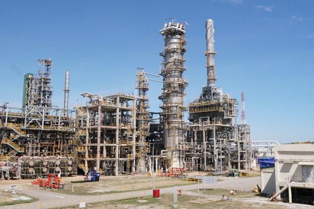 Nhà máy Lọc dầu Dung Quất vận hành trở lại 100% công suất - ảnh 1